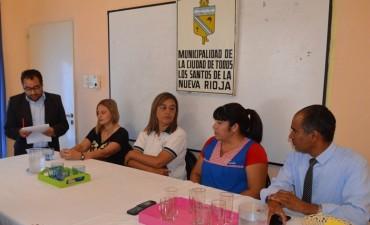 Se realizó el sorteo para la conformación de la Junta de Electoral de la Subsecretaría de Educación Municipal