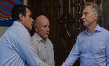 Caso Garay: Macri recibió a la familia del cadete muerto