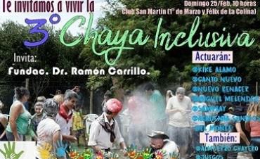 3° Chaya Inclusiva