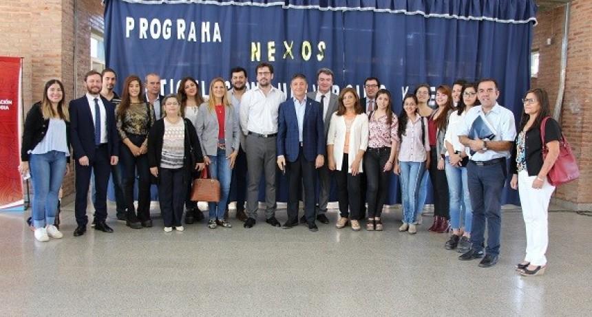 UNLaR y el ministerio de Educación lanzaron el Programa