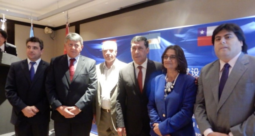 El gobernador Casas participó de conferencia internacional sobre cooperacion Argentina - China