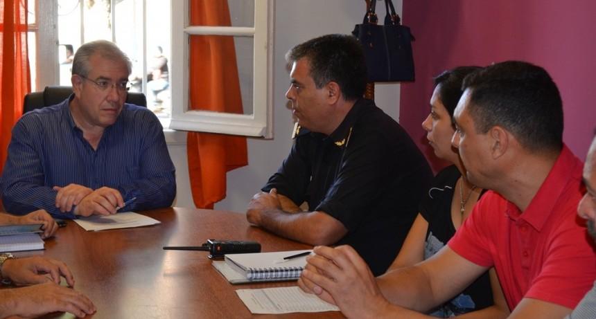 Seguridad Vial: Municipio y Policía trabajan en forma conjunta