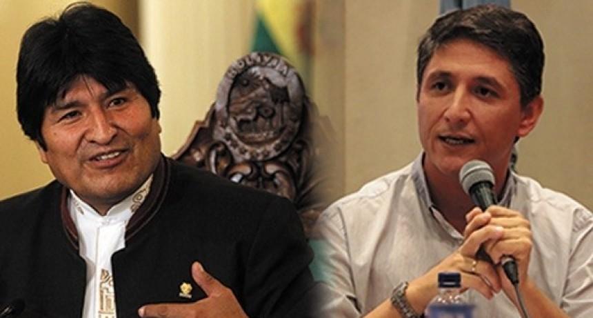 Calderón con una intensa agenda en Bolivia