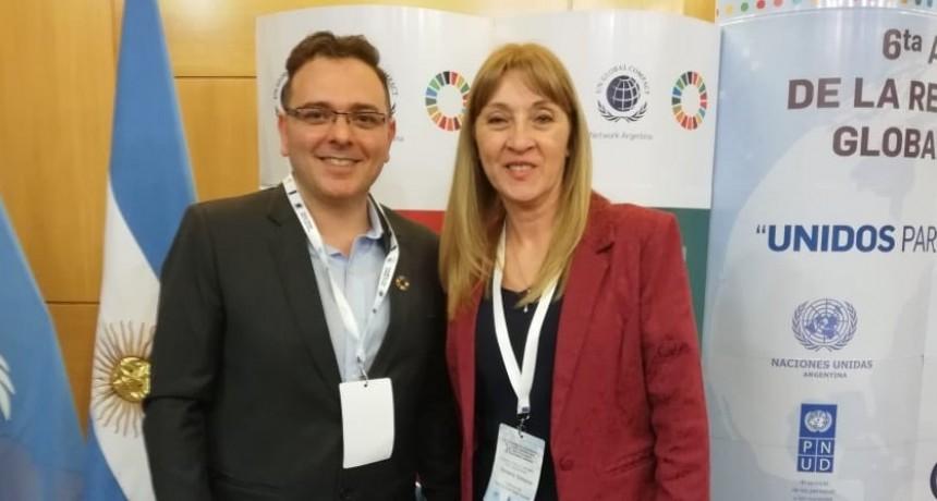 La Rioja integra por primera vez Mesa Directiva de Pacto Mundial de Naciones Unidas