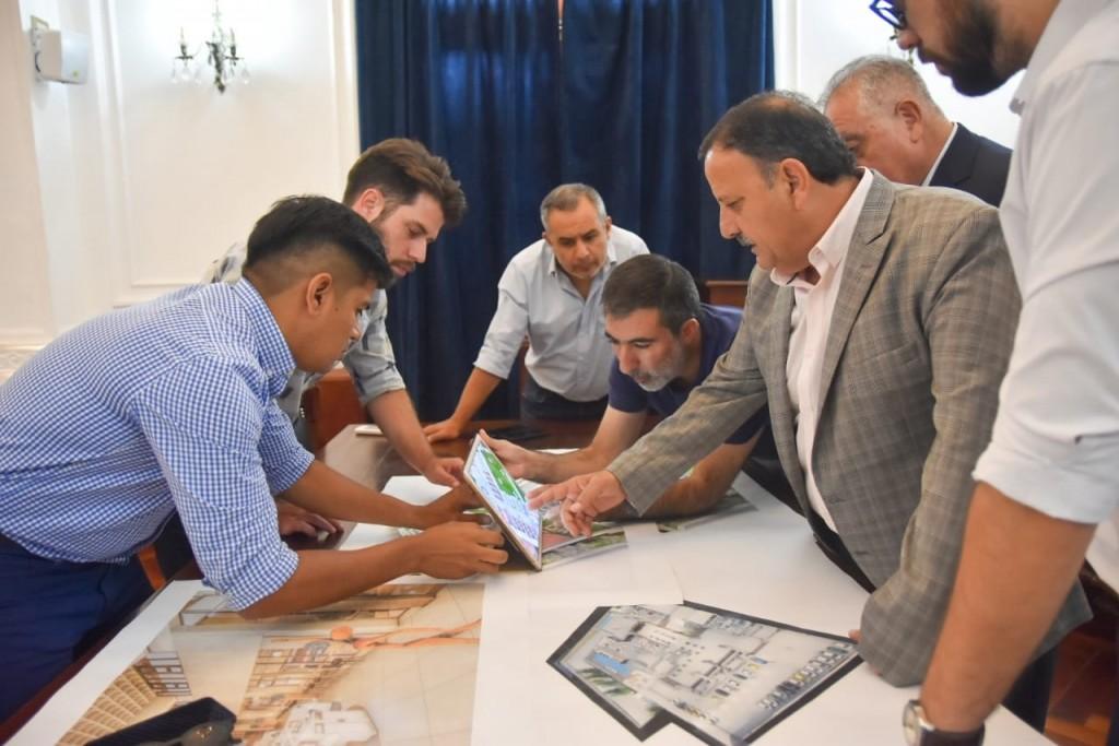Gobierno proyecta un moderno Centro Administrativo Provincial