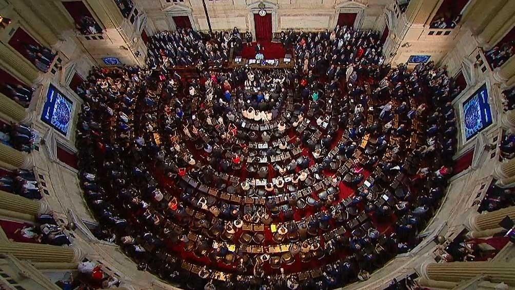 Proyecto sobre la deuda: Diputados anticiparon su postura