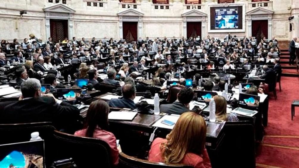 Arranca en el Congreso el debate por la renegociación de la deuda