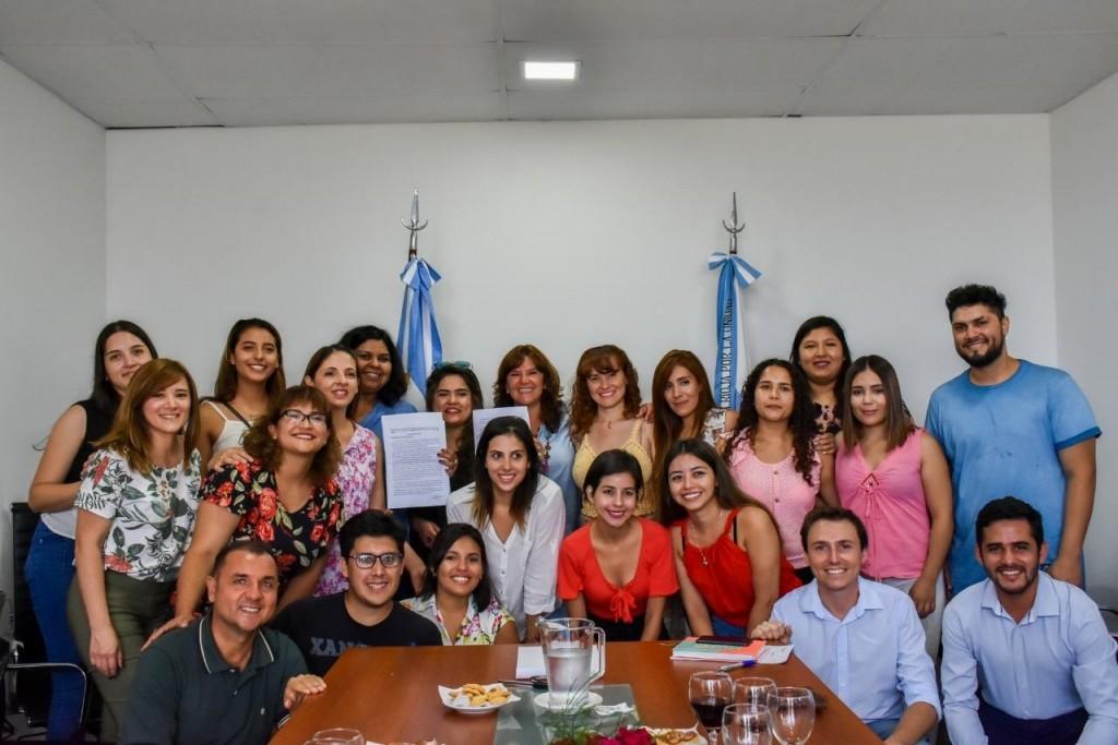 El Municipio capitalino será el primero en aplicar la Ley de Cupo Femenino en festivales
