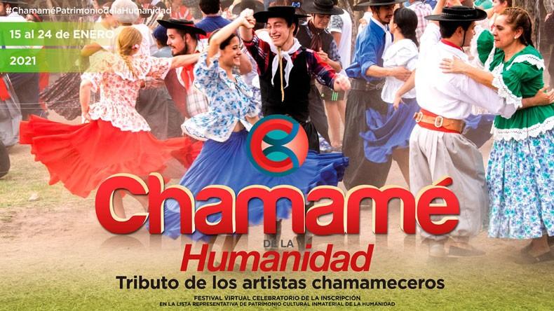Corrientes: La Fiesta Nacional del Chamamé será de manera virtual