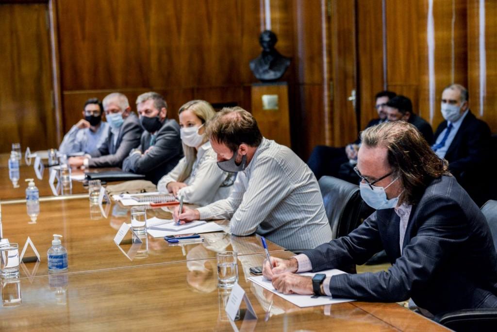 Nación y provincia avanzan en la reestructuración de la Deuda Pública