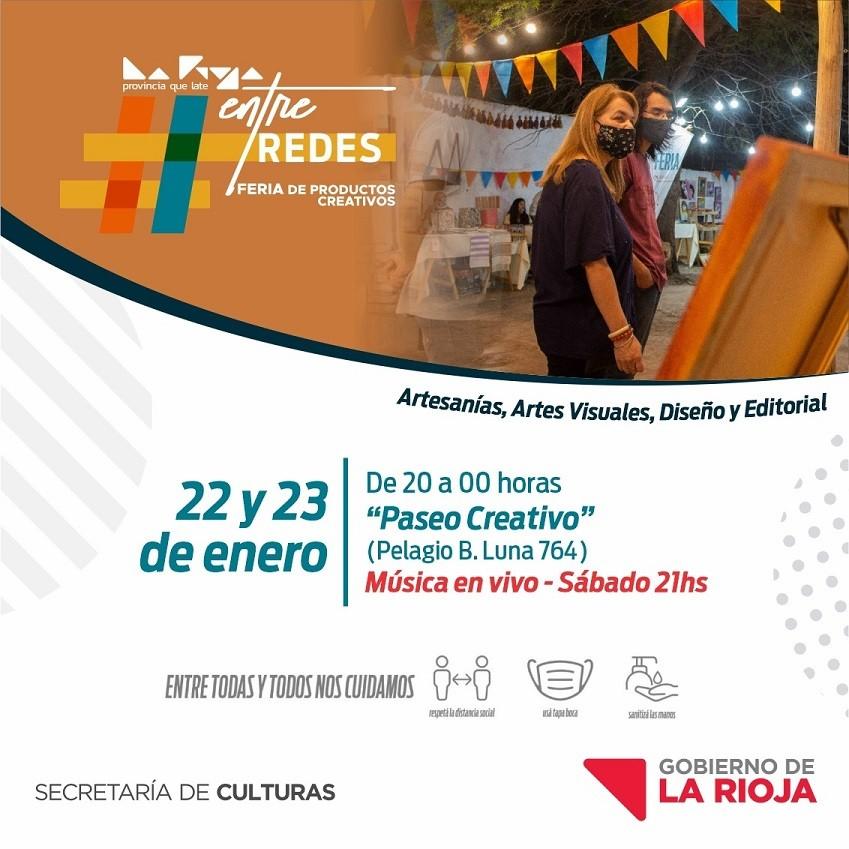 Culturas abre la Feria