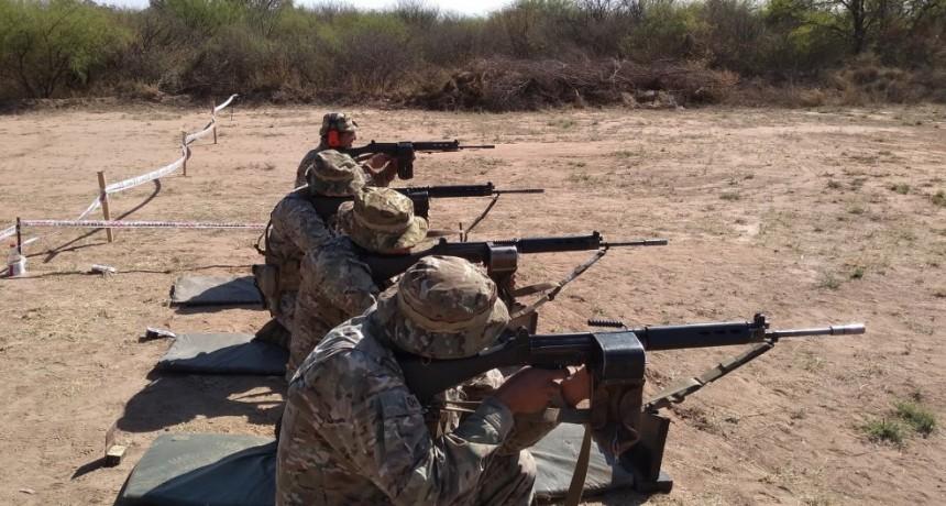 Regimiento realizará simulación de acciones militares