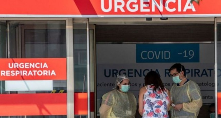 Rebrote de COVID-19 en Chile