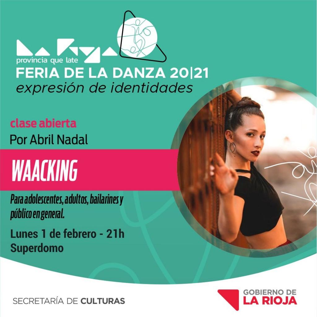 Comienzan las actividades de la 2° Edición de la Feria de la Danza - Expresión de Identidades