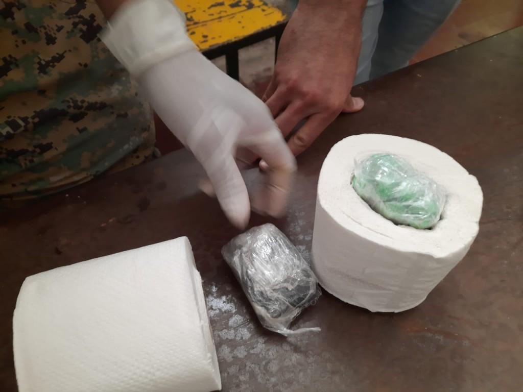 Secuestraron marihuana y psicofármacos en el Servicio Penitenciario Provincial