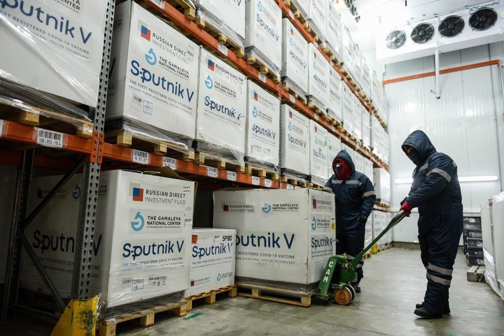 La Rioja recibirá otras 3.600 vacunas Sputnik V
