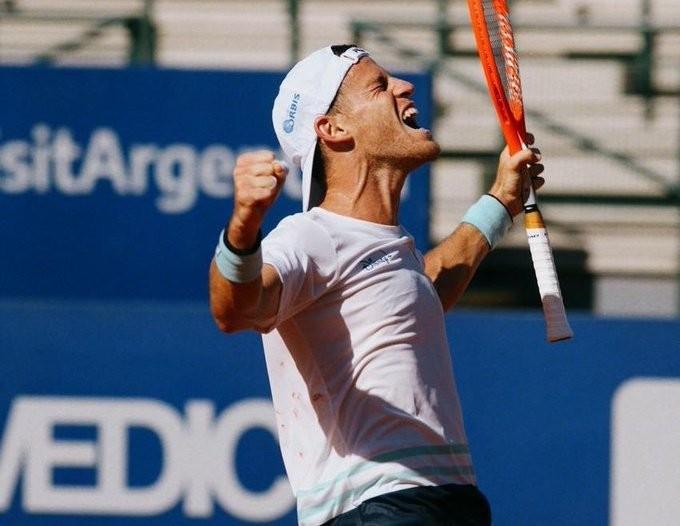 Diego Schwartzman es el campeón del Argentina Open