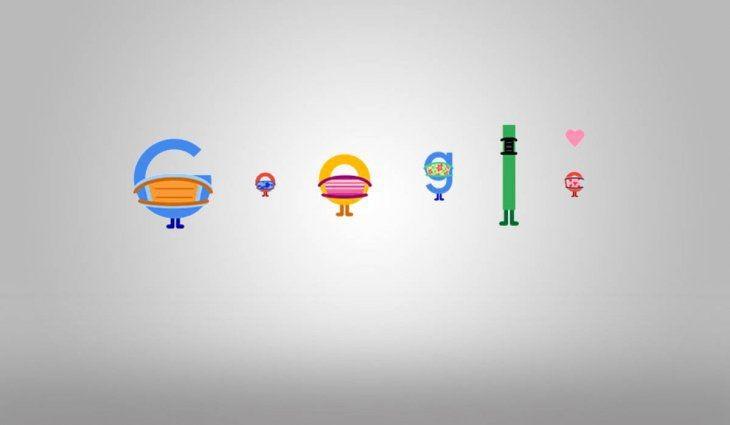 El doodle de Google que busca prevenir el coronavirus
