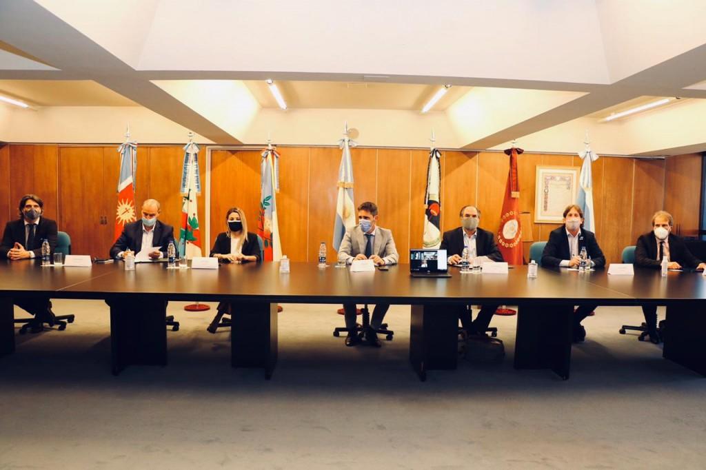 La Rioja firmó convenio de internacionalización de productos y servicios con el CFI