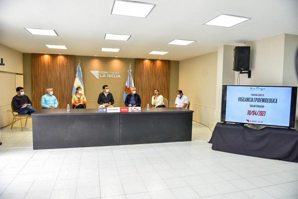 La Rioja en alerta roja por aumento de casos de Covid y posible saturación del sistema sanitario