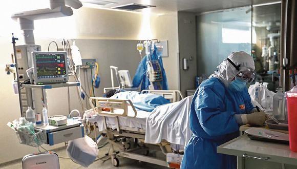 COVID-19: Este sábado se registró una leve baja de casos en Argentina