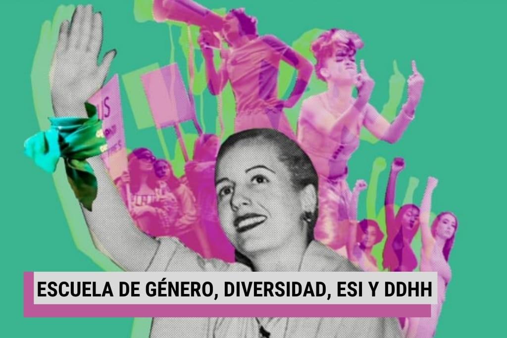 PJ dictará taller sobre Género, Diversidad, ESI y Derechos Humanos