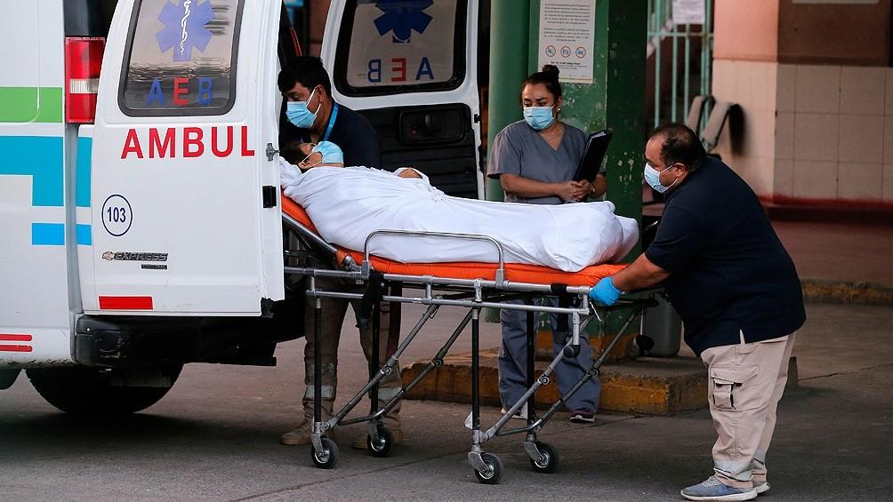 Chile atraviesa el peor momento de la pandemia