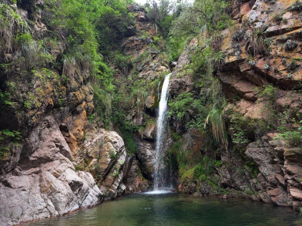 Las Cascadas de Abrastain y Saurral serán declaradas monumento natural municipal
