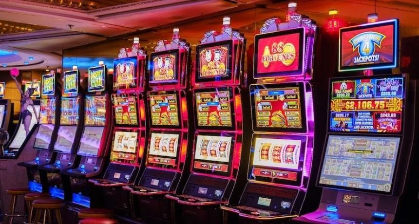 Suspenden actividades de los casinos y salas de máquinas tragamonedas