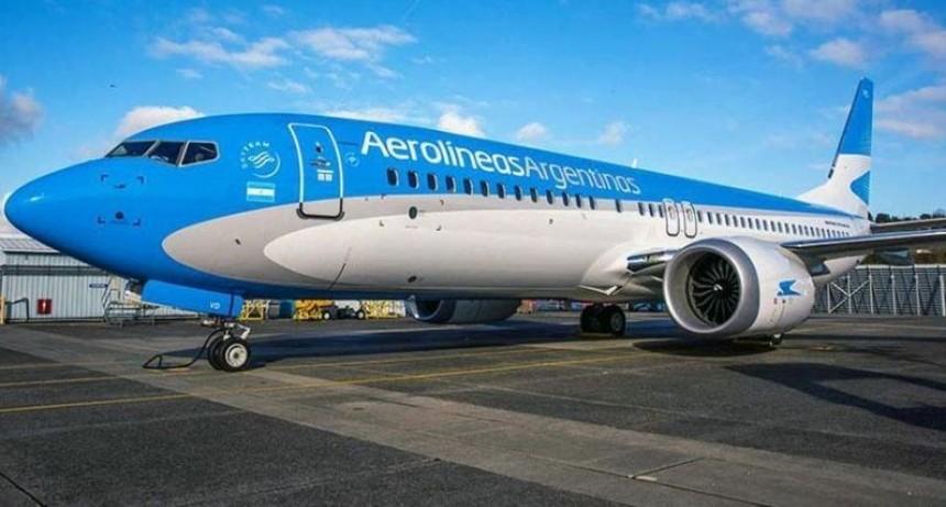 Aerolineas suspendió 7500 trabajadores por la pandemia