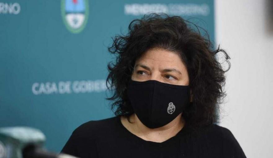 Vizzotti brindará una conferencia de prensa esta jueves