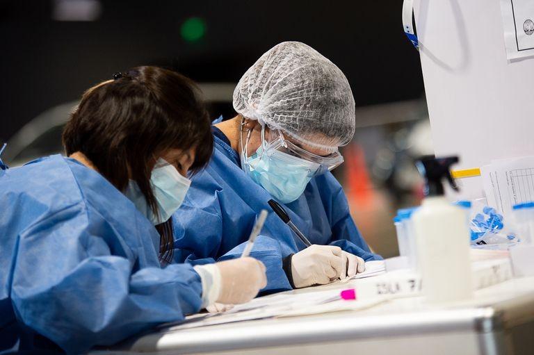 24.086 fueron diagnosticadas con coronavirus en el país