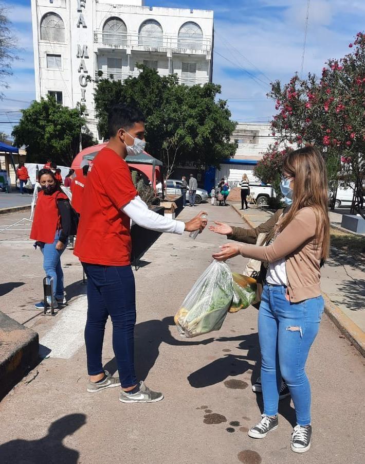 El COE continúa con acciones de cuidados para las y los riojanos