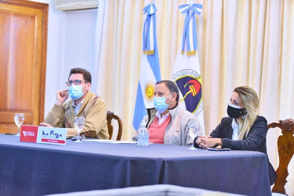 Quintela participó de seminario con Cancillería