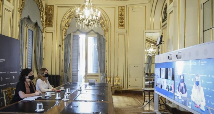 Vizzotti y Nicolini iniciaron conversaciones con China e Israel para la producción local de vacunas contra Covid-19