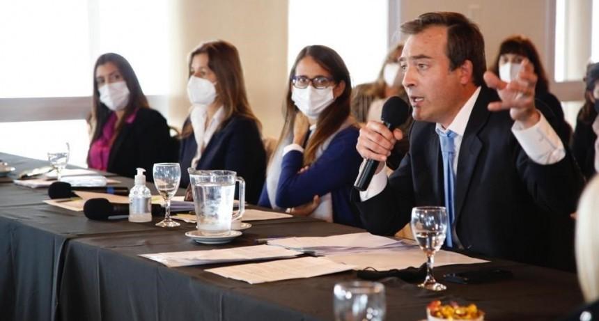 Florencia López participó del Consejo Federal de prevención de femicidios