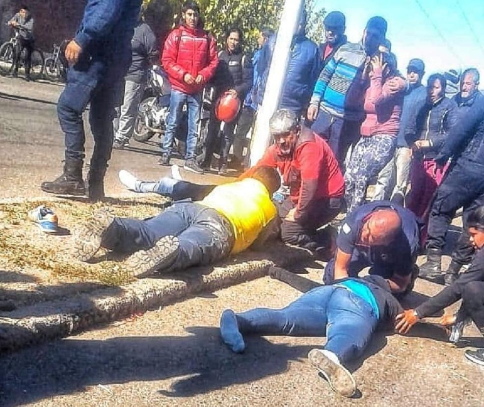 Chilecito: el juez determinó que Gendarmería custodie los vehículos que participaron del incidente