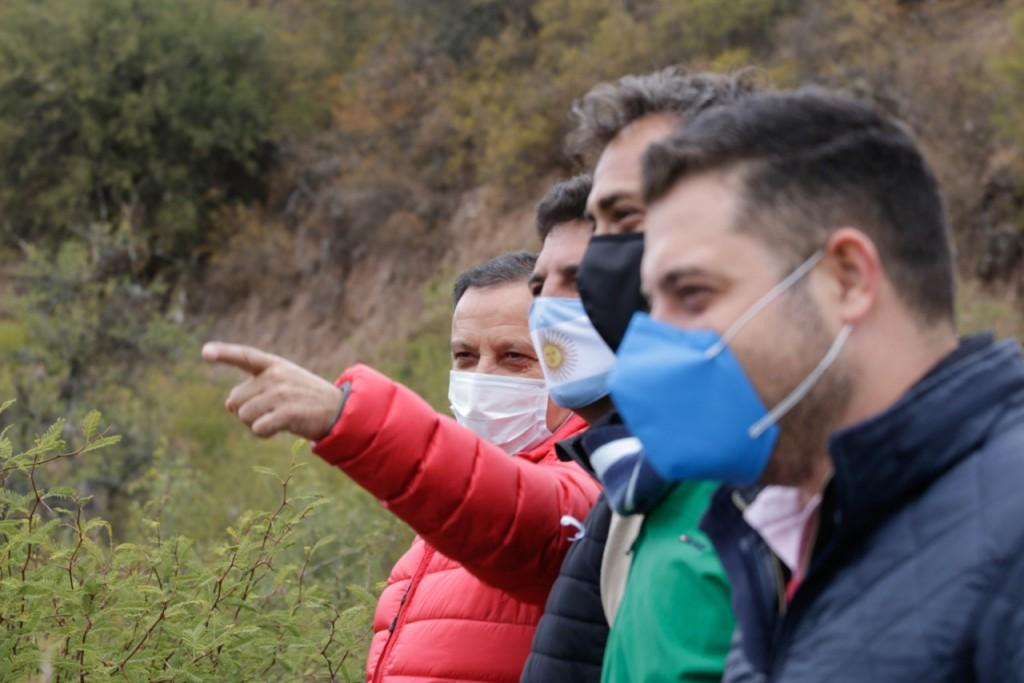 En el Cantadero Quintela encabezó la liberación de águilas moras