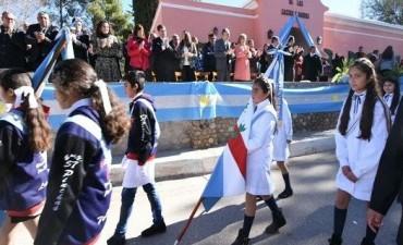 El Dia de la Independencia se celebró en Chuquis