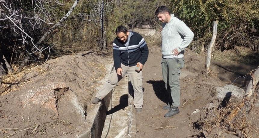 IPALaR ejecuta obras con fondos provinciales