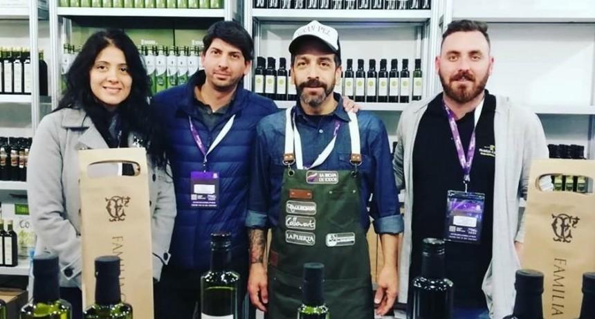 """Exitosa participación de La Rioja en la 14° edición de la Feria """"Caminos y Sabores"""""""