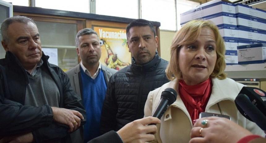 Sarampión: La ministro de Salud brindó recomendaciones para evitar el contagio de esta enfermedad