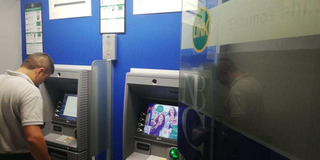 Todas las operaciones en los cajeros automáticos serán sin costo hasta el 30 de septiembre