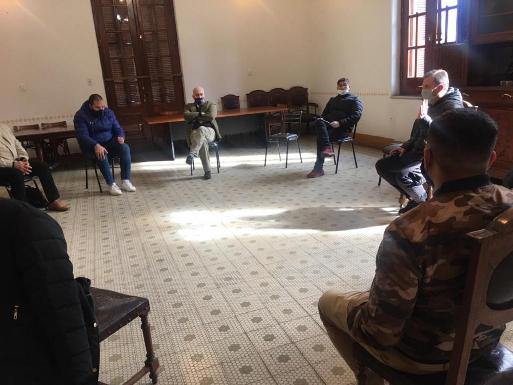 Líderes religiosos apoyan el regreso a la fase 1