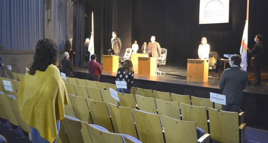El Concejo Deliberante vuelve a sesionar de manera presencial