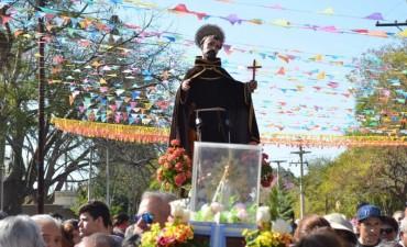 Miles de fieles peregrinaron hacia Las Padercitas