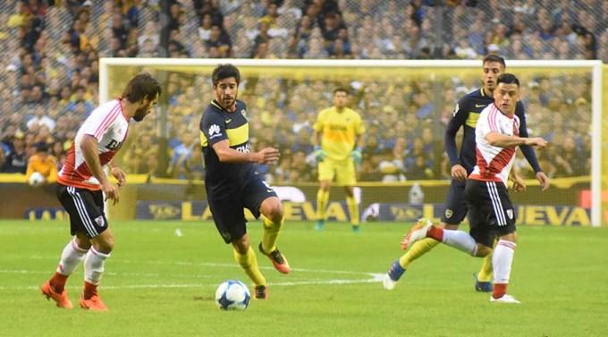 Filtraron el fixture de la Superliga