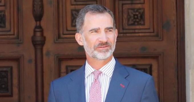 """Rey de España: """"Son unos asesinos, no nos van a aterrorizar"""