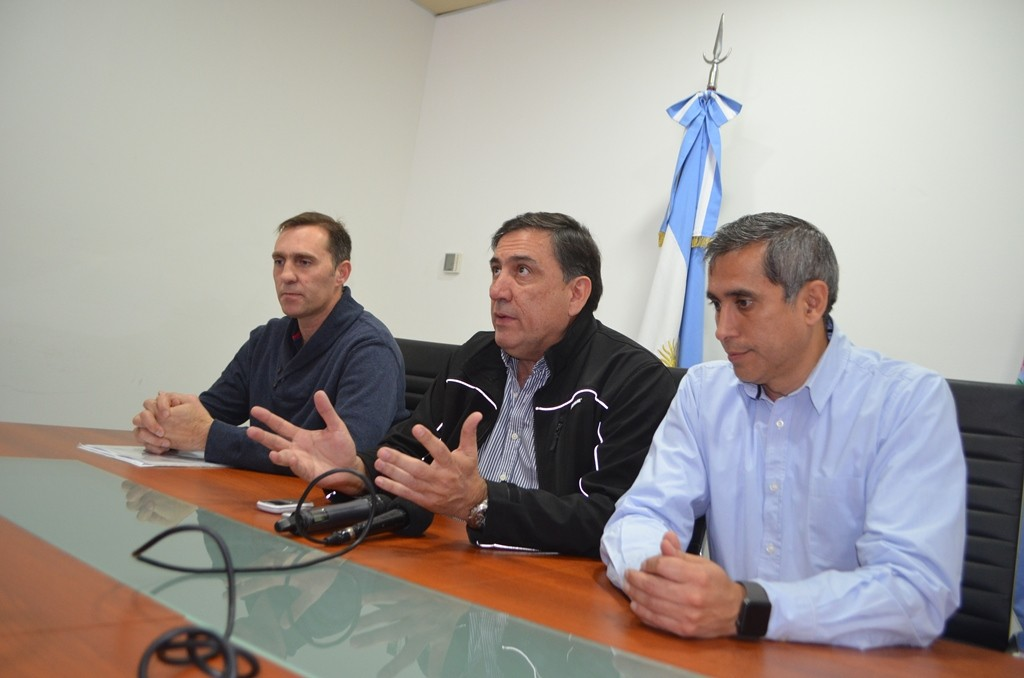 Paredes Urquiza anunció la visita del equipo de basquet de Boca Juniors