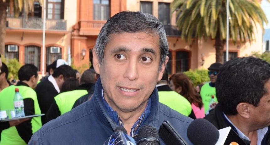 """Paredes Urquiza """"El municipio como institución no tomo partido al respecto"""""""